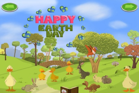 Screen Play App of the Week: The Four Seasons – An Earth Day Interactive Children's Storybook