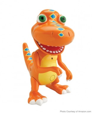 For Preschoolers: Dinosaur Train Interactive Buddy the Dinosaur