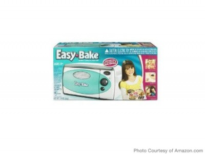 For Big Kids: EZ Bake Oven