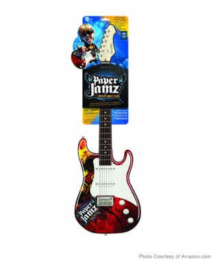 For Big Kids: PaperJamz Guitar