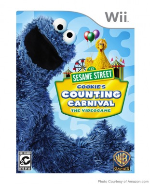 Sesame Street Video Games for PC, Wii, DSi