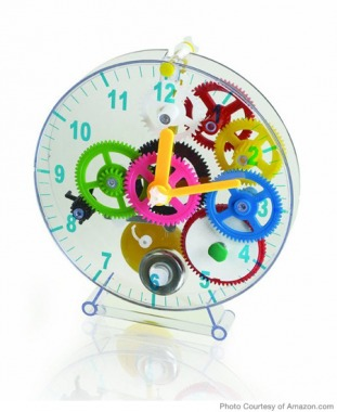Fascinations First Time Clock Puzzle