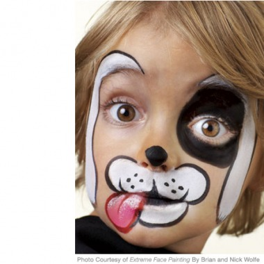 5 Easy Face Painting Designs for Kids