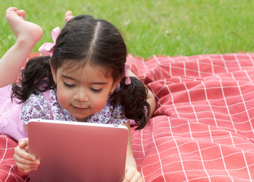 Is the iPad a Modern-Day Babysitter?
