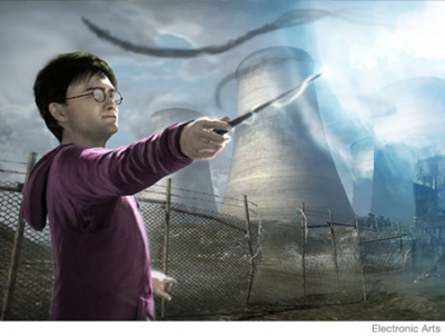 Behind the Scenes: Harry Potter and the Deathly Hallows