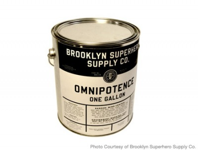 Open Up a Can of Omnipotence