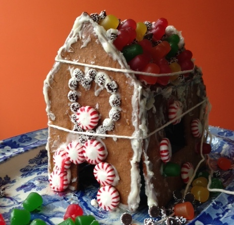 How the Food Allergy Grinch Almost Destroyed Our Gingerbread House