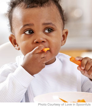 Baby Feeding Tips: 4- to 6-months