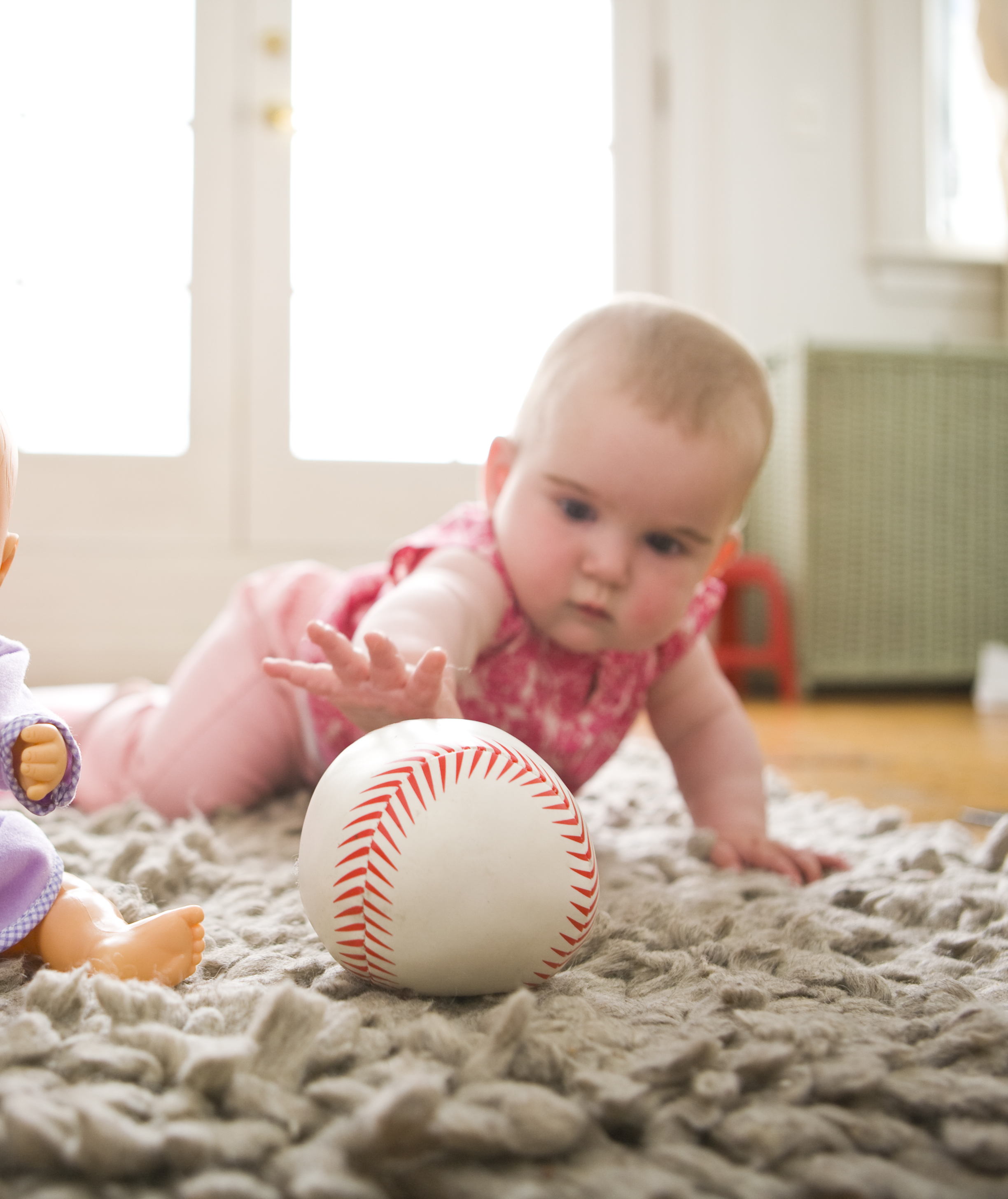Baby Milestones: When to Worry About Late Bloomers