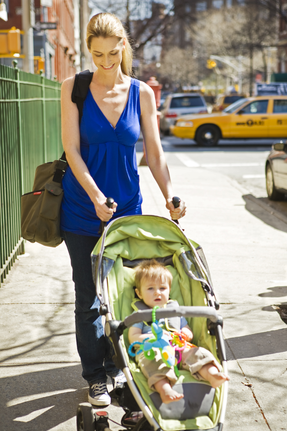 New Mom Guide: Going Out with Baby