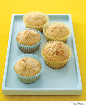 Maple-Walnut Muffins