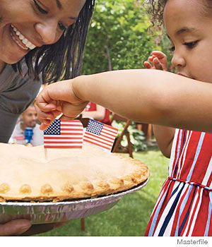 Mom Exchange: Our Favorite Fourth of July Tradition