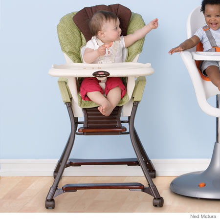 Fisher-Price's Zen Collection High Chair