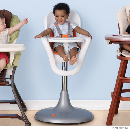 Boon's Flair Pedestal High Chair