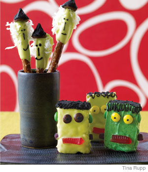 Witch-on-a-Stick Recipe