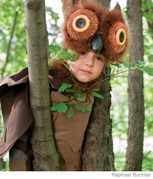 What-a-hoot Owl Halloween Costume