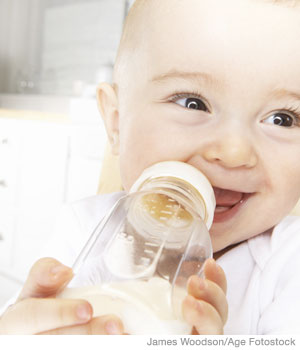 Finding the Right Baby Formula