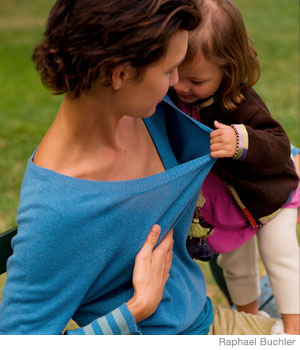 Reality Check: Breastfeeding a Toddler