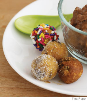 """The Sneaky Chef: Sneaky """"Bonbons"""""""