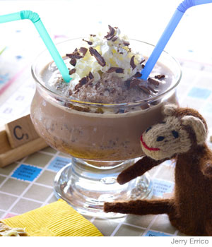 The Sneaky Chef: Icy Hot Chocolate