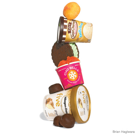 Cool Treats for Hot Moms