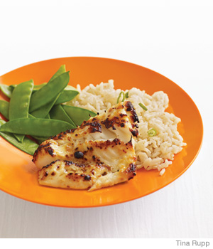 Asian-style Broiled Cod + A Week of Dinners