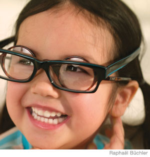 How to Choose Glasses for Kids