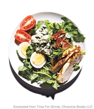 Picky Eater Meal: Classic Cobb Salad with Chicken