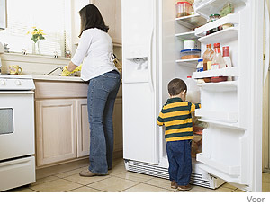 Organizing Your Toddler-Friendly Fridge
