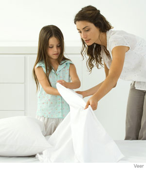 How Your Kids Can Help You With Household Chores