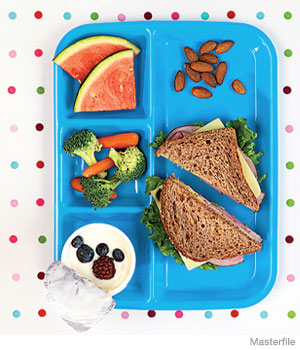 7 Healthy School Lunch Options