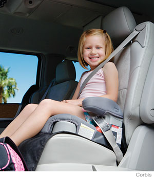 The Importance of Booster Seats