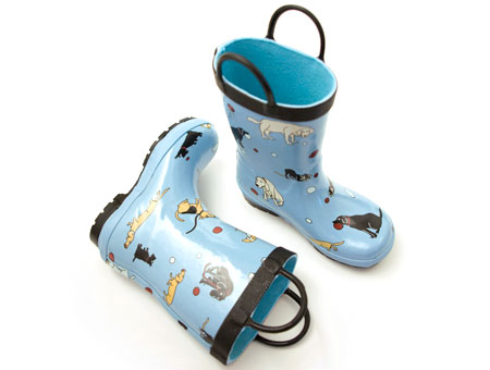 Raingear for Baby (and You!)