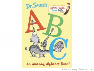 Dr. Seuss's An Amazing Alphabet Book