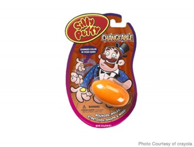 Changeable Silly Putty
