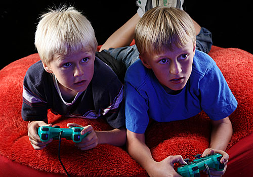 Picking The Right Video Games For Your Kids