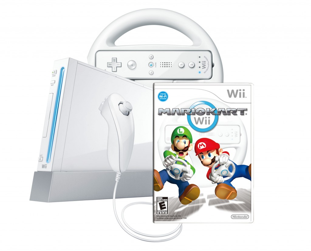 Nintendo Drops Price of Wii Console by $50