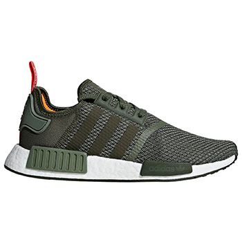 Adidas Originals NMD R1 in Olive