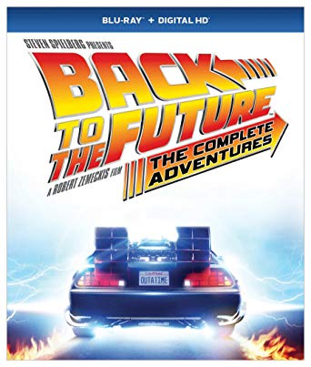 Back to the Future: The Complete Adventures Blu-Ray