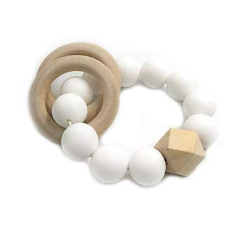 Amyster Wooden Teether Ring