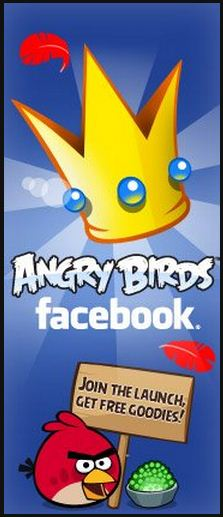 Angry Birds Comes to Facebook