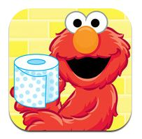 Kids' App of the Week: Potty Time with Elmo