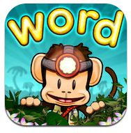Kids' App of the Week: Monkey Word School Adventure