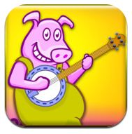 Best Kids' Apps Pick: Barnyard Bluegrass