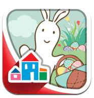 Best Kids' Apps Pick – Pat the Bunny