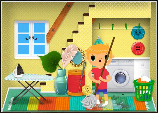 Kids' App of the Week: Toca House