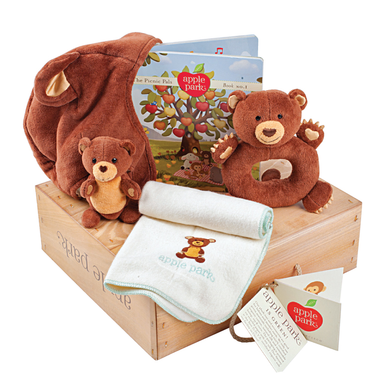 Apple Park Picnic Pals Gift Crate