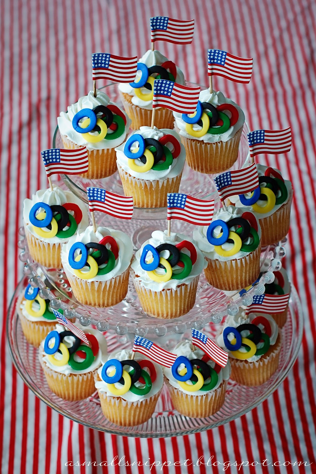 Olympic Crafts and Recipes for Kids