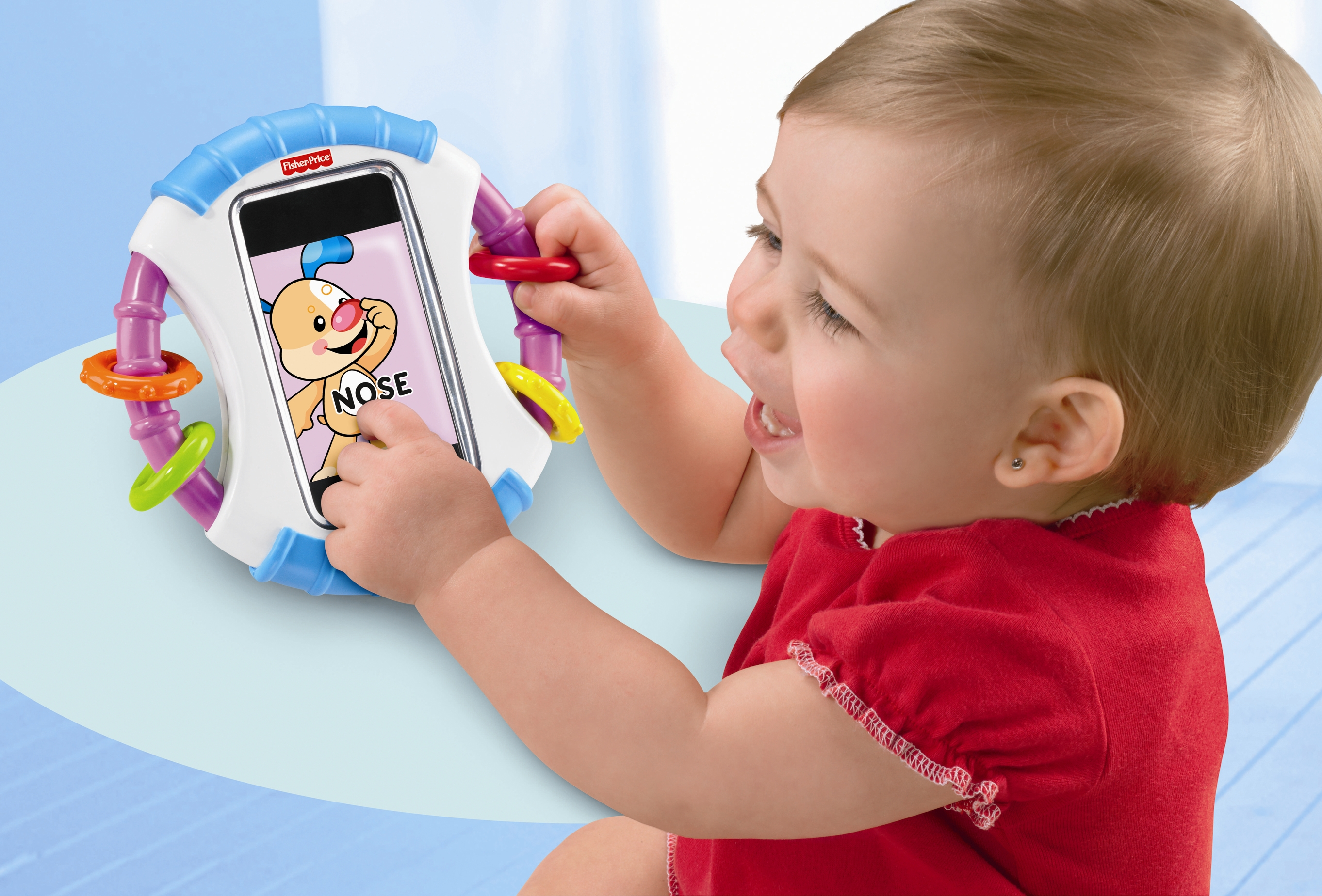 Making Your iPhone Even More Toddler-Friendly