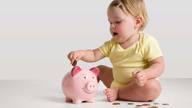 The Cost of Raising a Baby